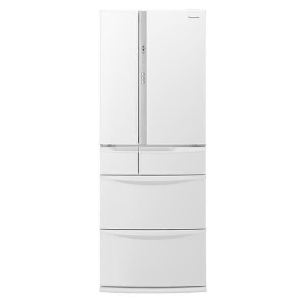 NR-FV45S5-W [冷蔵庫 (451L・フレンチドア) 6ドア ハーモニーホワイト]