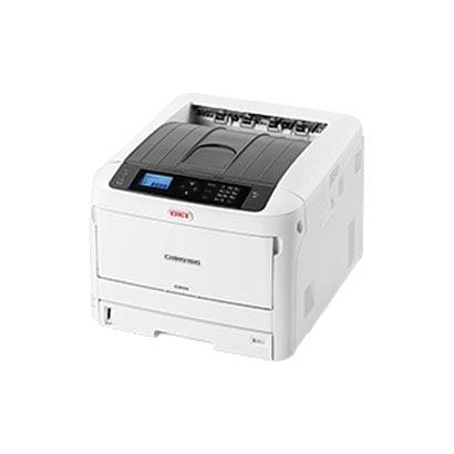 C824dn [カラーLEDプリンター COREFIDOシリーズ/A3対応/解像度600×1200dpi/自動両面印刷対応/有線LAN搭載/標準・最大メモリ1GB]
