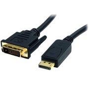 DP2DVI2MM6 [DisplayPort - DVI変換ケーブル 1.8m ディスプレイポート(オス) - DVI - D(オス) 1920x1200]