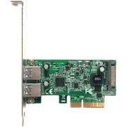USB3.1A-P2-PCIE3 [ASMedia社製 ASM3142チップ搭載 USB3.1 TypeA LP対応 インターフェースボード]