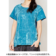 TLG-7152 バザールT-SH TURQUOISE [Tシャツ]