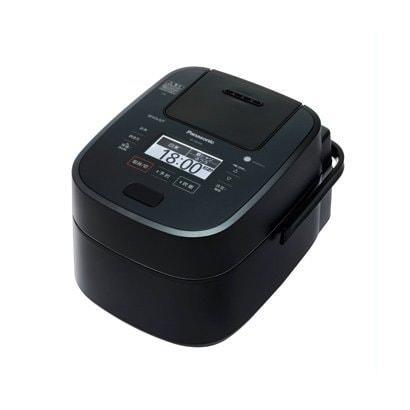 SR-VSX109-K [スチーム&可変圧力IHジャー炊飯器 5.5合炊き Wおどり炊き エコナビ搭載 ブラック]