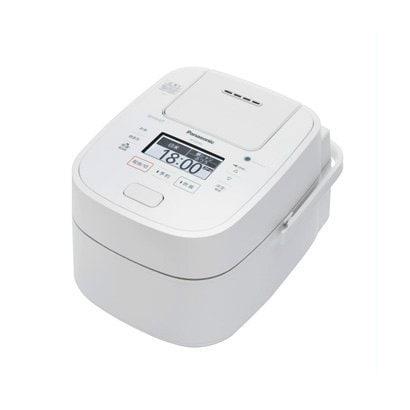 SR-VSX109-W [スチーム&可変圧力IHジャー炊飯器 5.5合炊き Wおどり炊き エコナビ搭載 ホワイト]