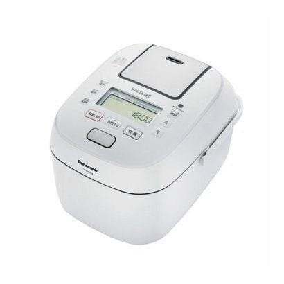 SR-PW109-W [可変圧力IHジャー炊飯器 5.5合炊き Wおどり炊き エコナビ搭載 ホワイト]