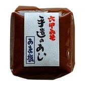 六甲味噌 手造りのあじ あま塩 500g [味噌]