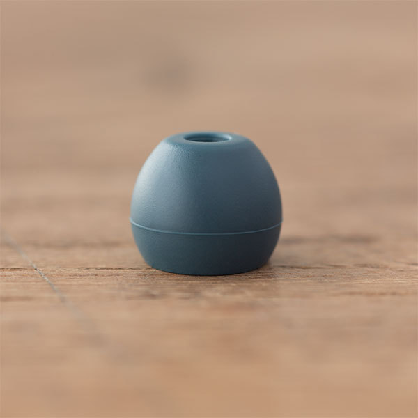 FI-EPEBGL4 [イヤピース Eタイプ BLUE-GRAY Lサイズ 6個]