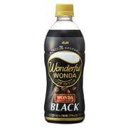 ワンダフルワンダ ブラック 500ml×24本 [コーヒー飲料]