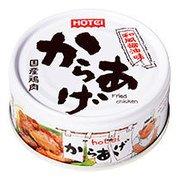 からあげ 和風醤油味 45g [缶詰]