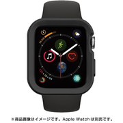 SE_W44CSTPWC_BK [SwitchEasy Apple Watch Colors for Apple Watch Series 4 44mm  Black]