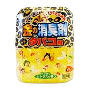 金の消臭剤 タバコ用 本体 320g [芳香消臭剤 置き型]