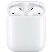 AirPods(エアーポッズ) with Wireless Charging Case ワイヤレスヘッドフォン [MRXJ2J/A]