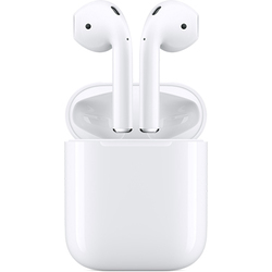 AirPods (エアーポッズ) with Charging Case ワイヤレスヘッドフォン [MV7N2J/A]