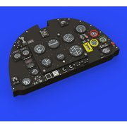 EDU644017 スピットファイアMk.VIII ルック 計器盤 エデュアルド用 [1/48 プラモデル]