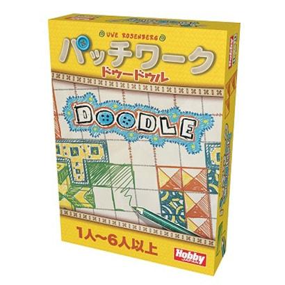 パッチワーク:ドゥードゥル 日本語版 [ボードゲーム]