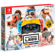 Nintendo Labo Toy-Con 04:VR Kit(ブイアールキット) [Nintendo Switchソフト]