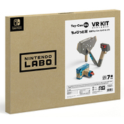 Nintendo Labo Toy-Con 04:VR Kit(ブイアールキット) ちょびっと版 追加Toy-Con カメラ & ゾウ [Nintendo Labo用アクセサリー]