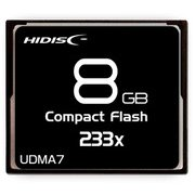 HDCF8G233XJP3 [コンパクトフラッシュ 8GB 233X]