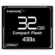 HDCF32G433XJP3 [コンパクトフラッシュ 32GB 433X]