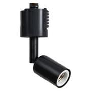 LCX100E171BK [スポットライトショート 黒 E17 電球なし]