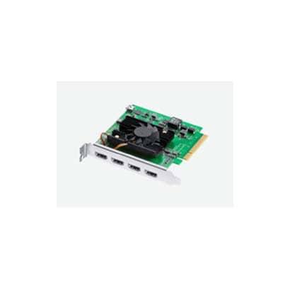 DeckLink Quad HDMI Recorder [PCI Expressキャプチャーカード]