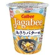 Jagabeeあさりバター味 38g [スナック]
