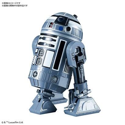 スター・ウォーズ エピソード4/新たなる希望 R2-Q2 [1/12スケール キャラクタープラモデル]
