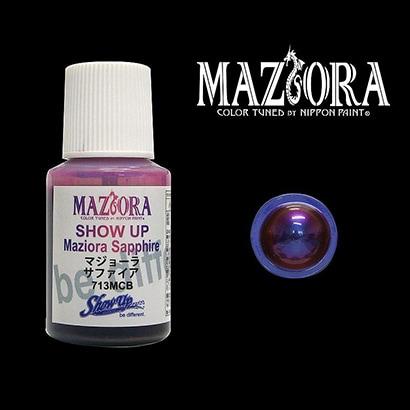 713MCB MAZIORA ジュエルコレクション サファイア