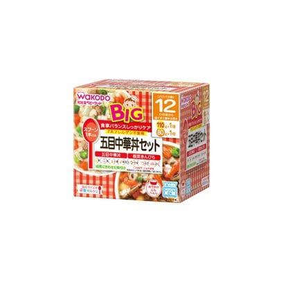BIGサイズの栄養マルシェ 五目中華丼セット [ベビーフード]