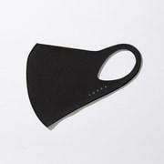 マスク Mサイズ BLACK LOOKA DESIGN MASK 洗えるマスク 1枚入 C99D1-A048-M01T