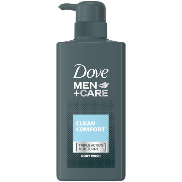 Dove MEN+CARE(ダヴ メン+ケア) ボディウォッシュ クリーンコンフォート 本体 400g [ボディソープ]