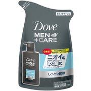 Dove MEN+CARE(ダヴ メン+ケア) ボディウォッシュ クリーンコンフォート 詰替 320g [ボディソープ]