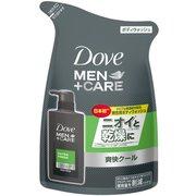 Dove MEN+CARE(ダヴ メン+ケア) ボディウォッシュ エクストラフレッシュ 詰替 320g [ボディソープ]