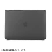 iGlaze Air 13 (MacBook Air 13 Retina) Stealth Black [MacBook Air 13インチ(Retinaモデル) 専用シェルカバー]