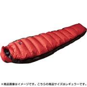 オーロラライト 350DX N13XRE11 RED (レッド) レギュラー [アウトドア ダウンシュラフ]