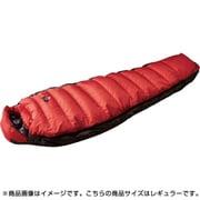 オーロラライト 450SPDX N14PRE11 RED (レッド) レギュラー [アウトドア ダウンシュラフ]