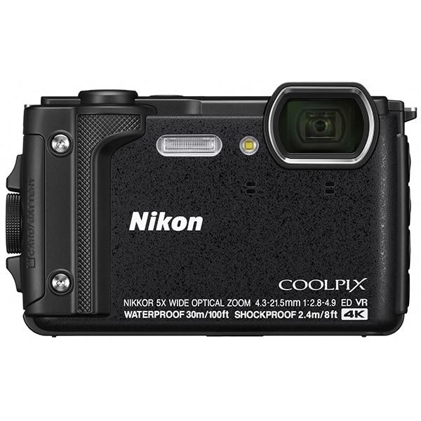 COOLPIX W300 BK [コンパクトデジタルカメラ ブラック]