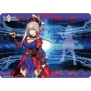 キャラクター万能ラバーマット Fate/Grand Order セイバー/宮本武蔵 [トレーディングカード用品]