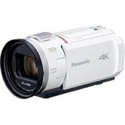 HC-VX2M-W [デジタル4Kビデオカメラ 64GB内蔵メモリー ピュアホワイト]