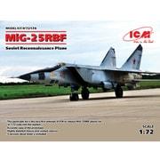 72174 [1/72スケール エアクラフトシリーズ ミグ MiG-25 RBF]