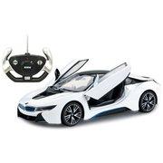 RC 1/14sc BMW Limited Edition i8 [ラジコン ホワイト(自動開閉ドア) TX005]