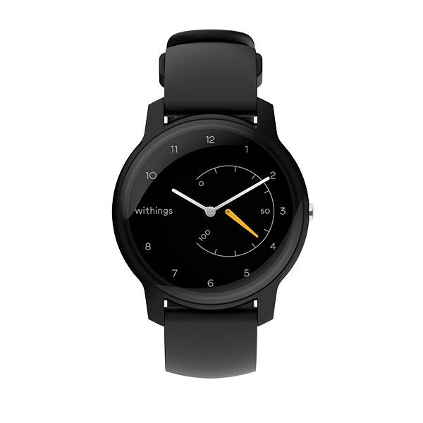 HWA06-MODEL 1-ALL-ASIA [Withings Move Black&Yellow]