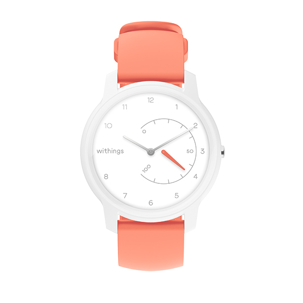 HWA06-MODEL 5-ALL-ASIA [Withings Move White&Coral]