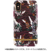 IPX-404 [iPhone Xs/X FREEDOM CASE Floral Zebra]
