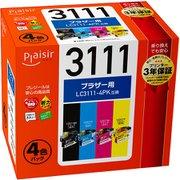PLE-BR3111-4P [LC3111-4PK互換インク]