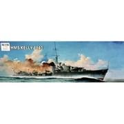 FLYFH1119S イギリス海軍 駆逐艦 ケリー 1940年     豪華版 [1/700スケール プラモデル 限定品]