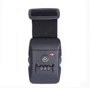 LG-STCS-TSABLT-CT-BK [十字型スーツケースベルト (TSAロック対応) ブラック]