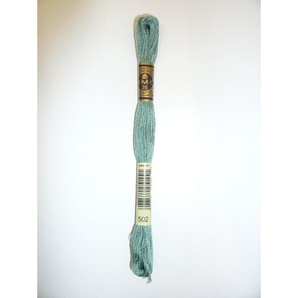DMC No.25 502 刺繍糸 [手芸用品]