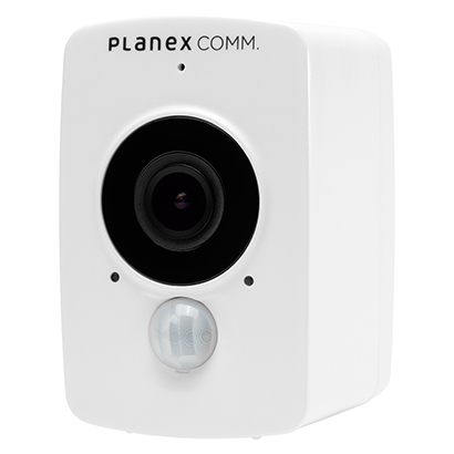 CS-QV40B [どこでもスマカメ ネットワークカメラ Wi-Fi接続専用 フルHD 暗視対応 防水・防塵 マイク・スピーカー内蔵 動体検知 スマートスピーカー対応]