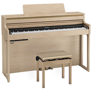 HP704-LAS [デジタルピアノ HP700シリーズ ライトオーク調仕上げ]