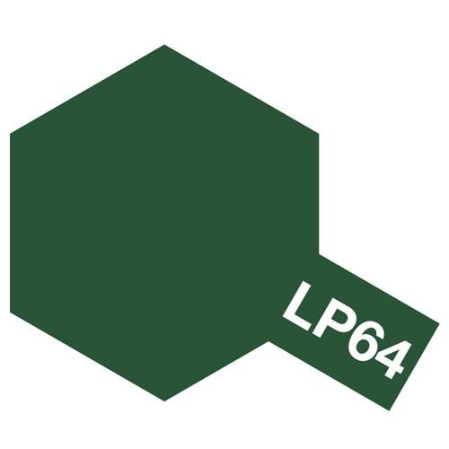 ラッカー塗料 LP-64 OD色 陸上自衛隊 [プラモデル用塗料]